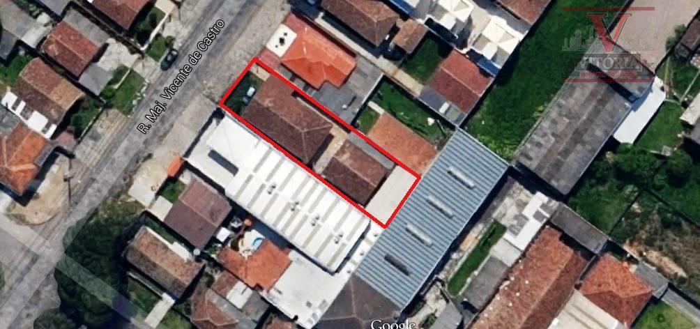 Imoveis à venda, Curitiba -  Terreno para 4 pavimentos, Fanny, Curitiba - Aceita permuta/troca