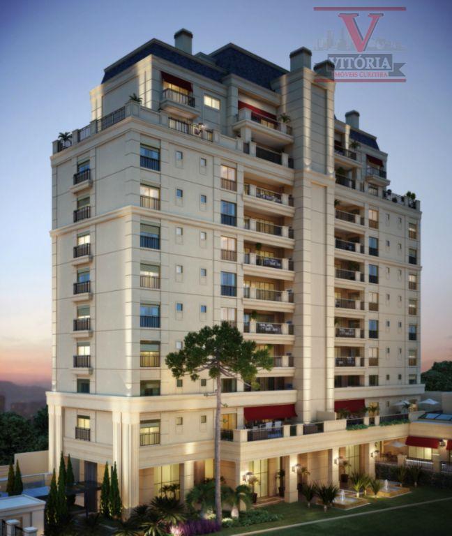 Apartamento residencial à venda, Batel, Curitiba - AP0545.