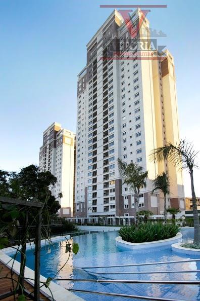 Apartamento residencial à venda, Portão, Curitiba - AP0648.