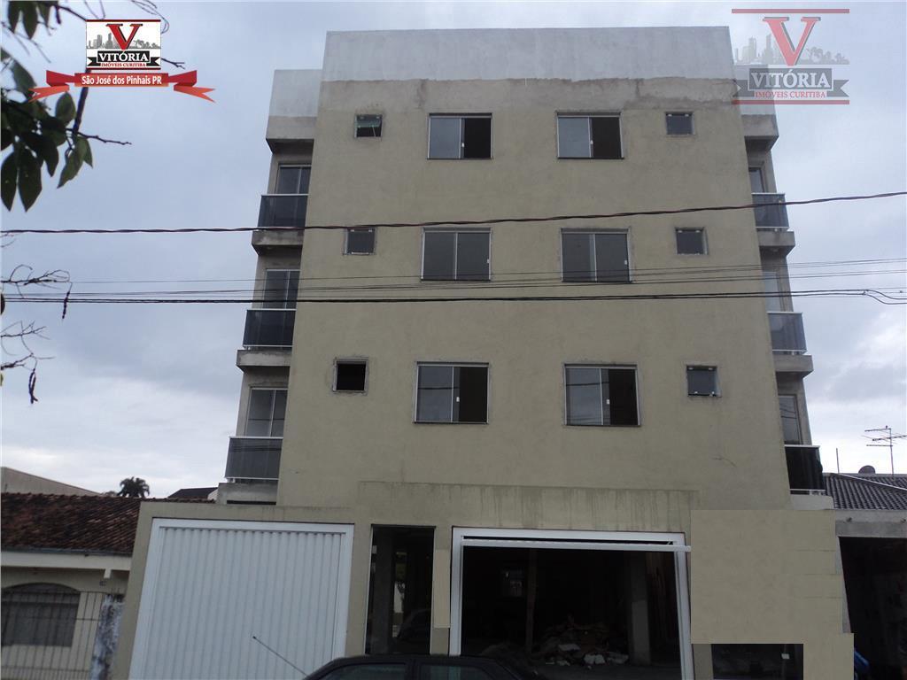 Apartamento com suite à venda, Aristocrata, São José dos Pinhais - AP0662.