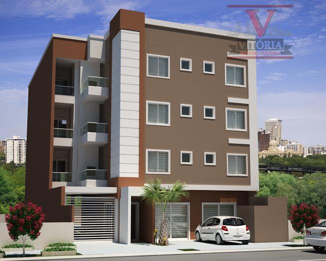 Apartamento 2 dorm, 1 vaga de garagem, Cidade Jardim, São José dos Pinhais - AP0712.