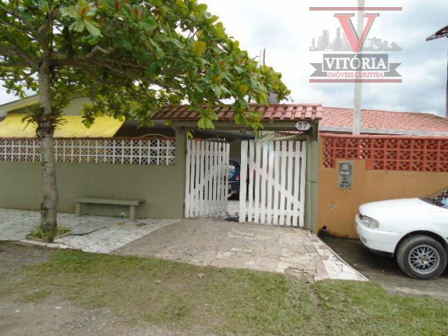 Casa na praia à venda, Bom Retiro, Matinhos - CA0201.