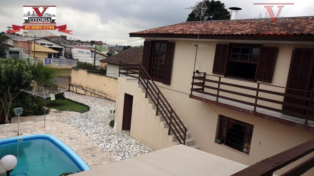 Imóveis à venda, São José dos Pinhais - Sobrado com terreno 12 x 35 | Cruzeiro | São José dos Pinhais