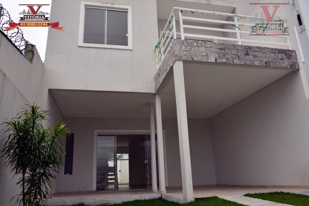 Sobrado  3Dormitórios sendo 1 Suíte, com terreno, à venda, Marajó  Matinhos.
