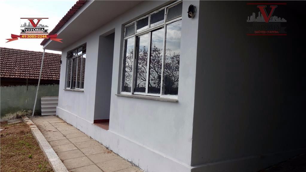Casa com terreno venda, Vila Graziela, Almirante Tamandaré - CA0137.
