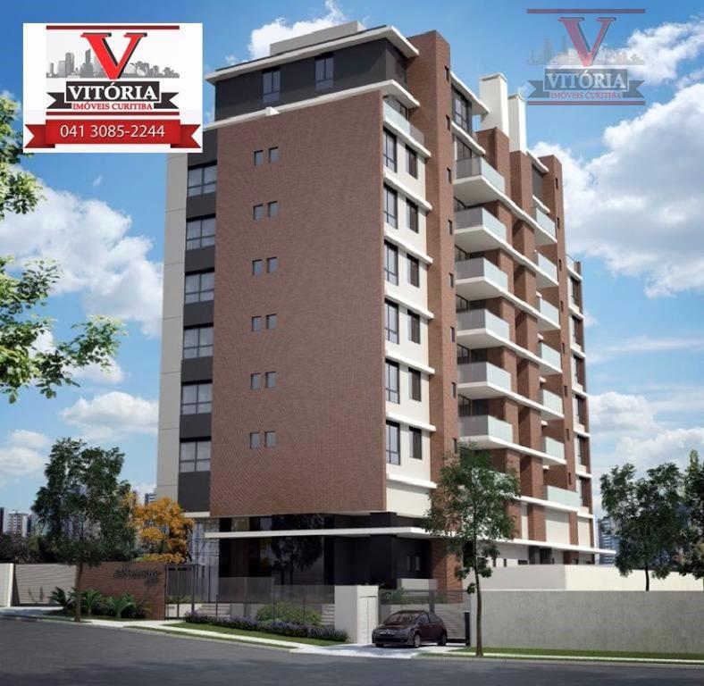 Apartamento Garden 281m² privativos 2 Vagas garagem à venda, Vila Izabel, Curitiba.