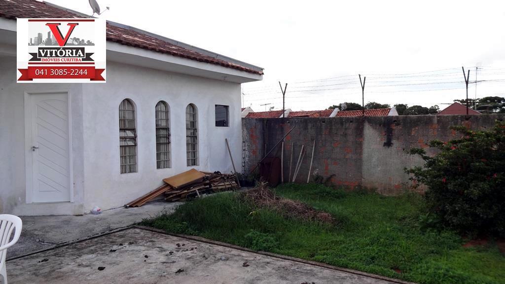 Casa com terreno Alto Boqueirão, Curitiba  - (Aceita permuta/troca)