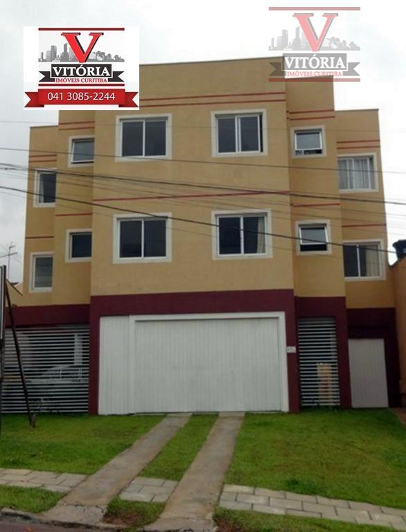 Apartamento à venda, Cruzeiro, São José dos Pinhais - AP0467.