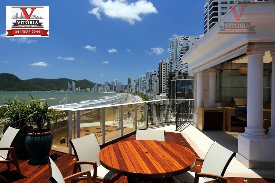 Apartamento na praia a venda no Edifício mais luxuoso do Sul do Brasil