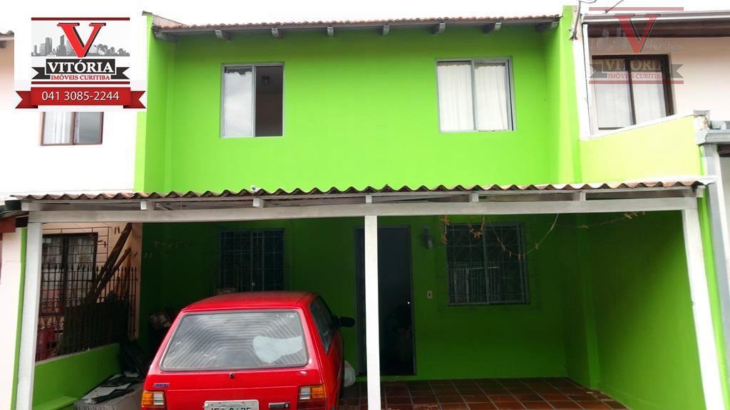 Sobrado à venda, Xaxim, Curitiba - SO0141.