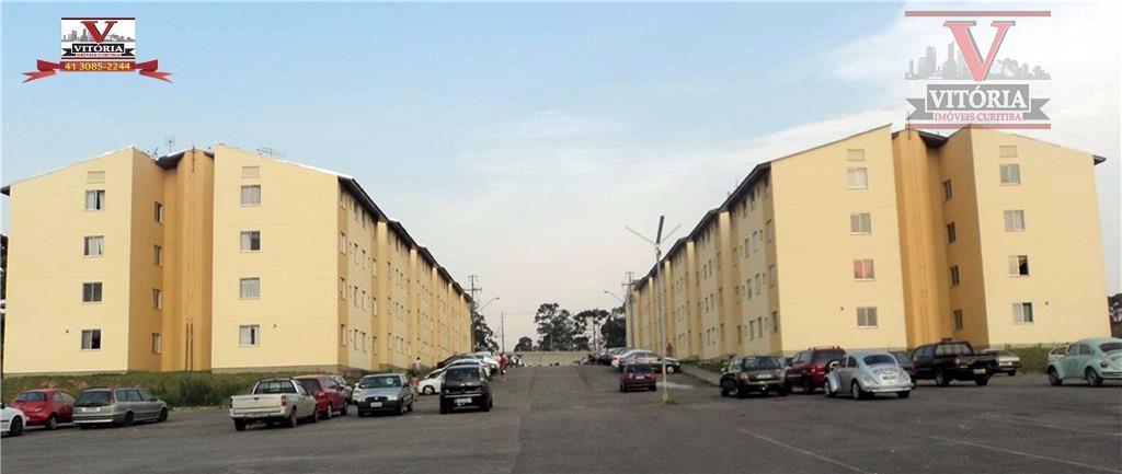 Apartamento para locação, Braga, São José dos Pinhais - AP0803.