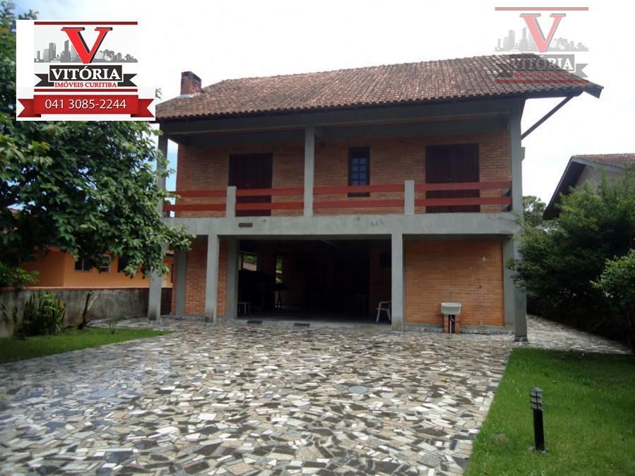 Casa na praia com Terreno 14 x 40 à venda, Estoril, Guaratub de Vitória Imóveis Curitiba.'