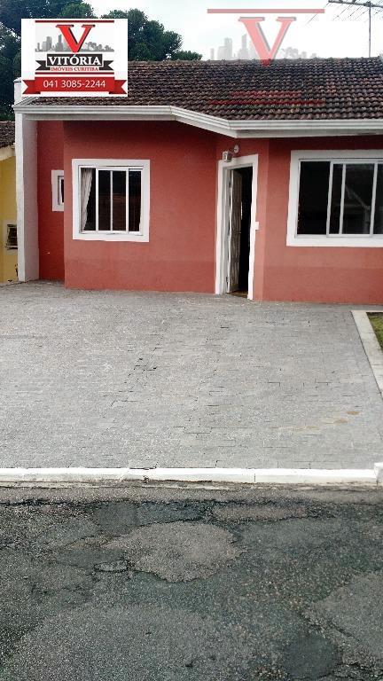 Casa à venda, Campo Pequeno, Colombo - CA0228. de Vitória Imóveis Curitiba.'