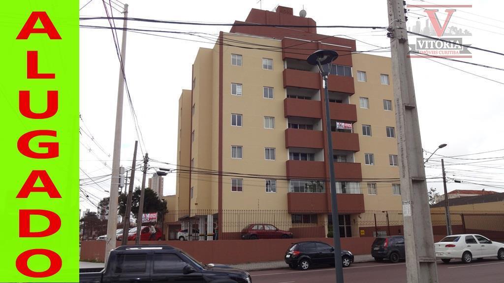 Imobiliária Curitiba - Apartamento para locação, Jardim Botânico, Curitiba - Totalmente reformado