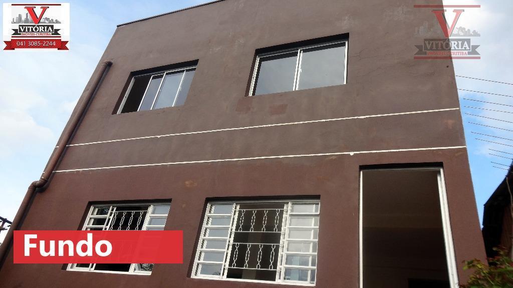 Sobrado  à venda, Santa Cândida, Curitiba - SO0253.