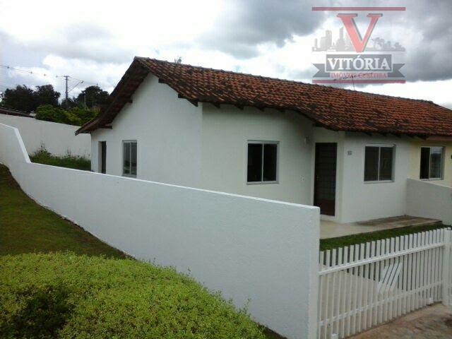 Casa  residencial à venda, Jardim Florestal, Campo Largo.