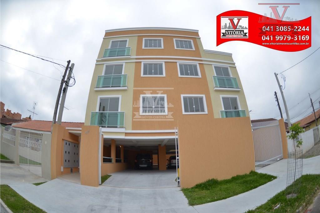 Apartamento pronto para morar à venda, Afonso Pena, São José dos Pinhais - AP0403.
