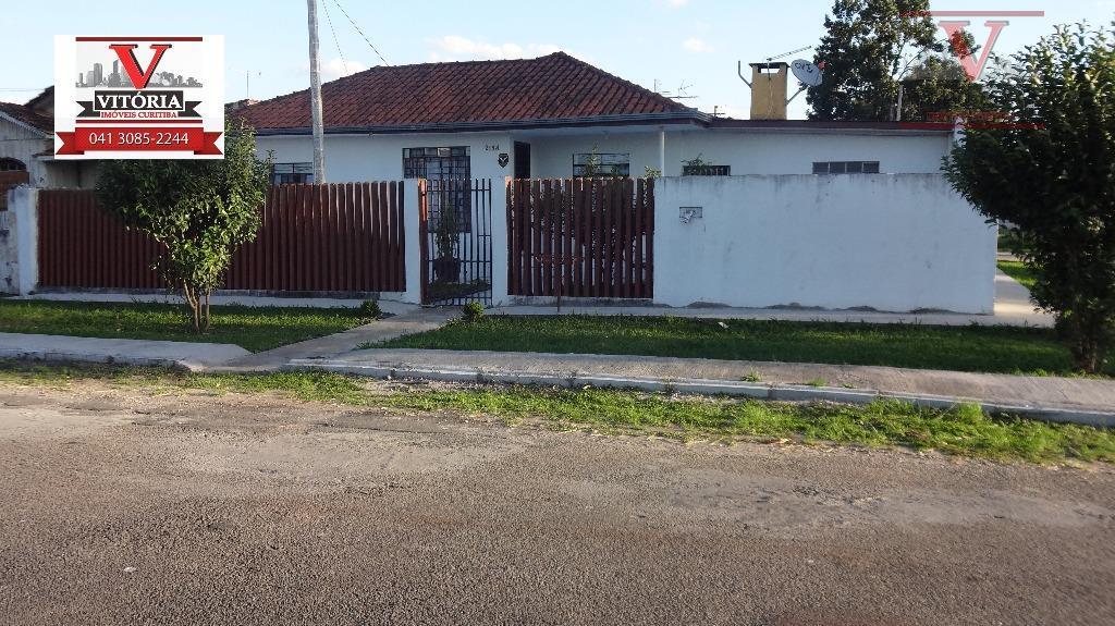 Casa residencial à venda, Capão da Imbuia, Curitiba - CA0253.