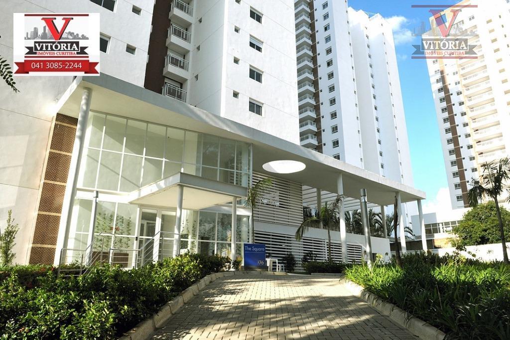 apartamentos em condominio para comprar em curitiba portao