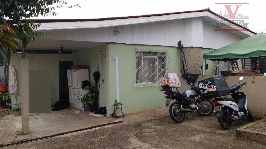 Três Casas à venda, Caiuá / Cidade Industrial, Curitiba. aceita imóvel ate 150mil