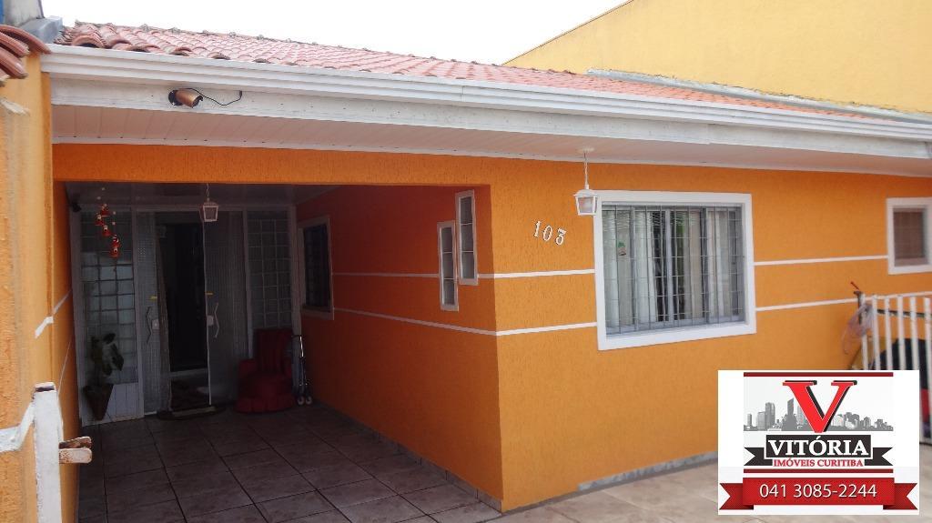 Casa à venda, Sítio Cercado, Curitiba - CA0101.