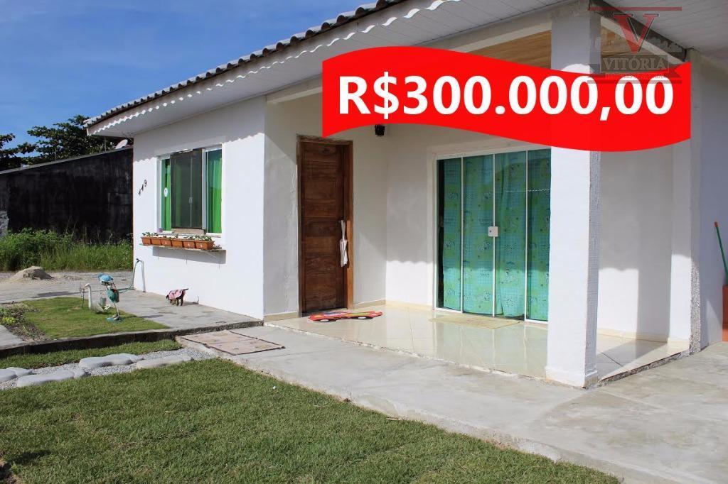 Casa à venda, Balneário Caravela I, Matinhos. (Aceita Financiamento)