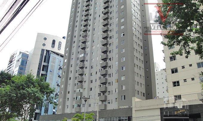 Apartamento  à venda, Champagnat, Curitiba - AP0897.