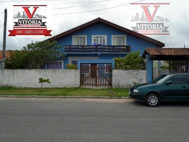 Matinhos - Sobrado à venda, Balneário de Praia - SO0242.