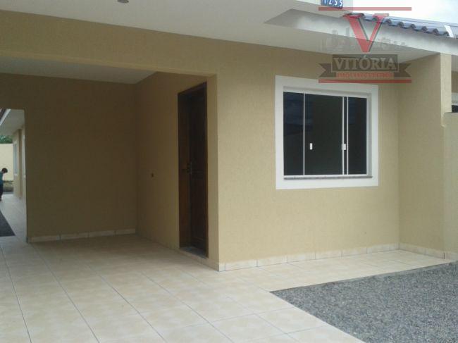 Casa residencial à venda, Afonso Pena, São José dos Pinhais - CA0289.