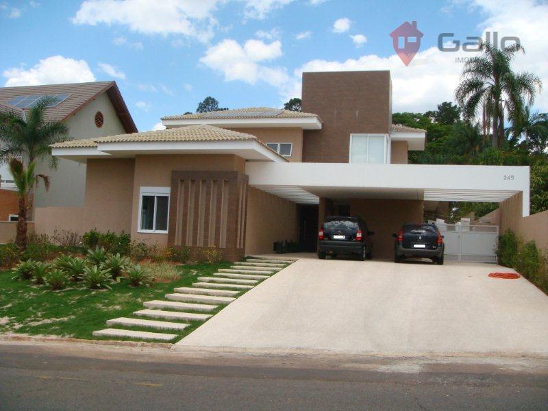 Casa Residencial à venda, Condomínio São Joaquim, Vinhedo - CA0667.