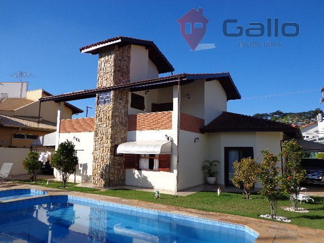 Casa residencial à venda, Condomínio Jardim Paulista I, Vinhedo - CA1204.