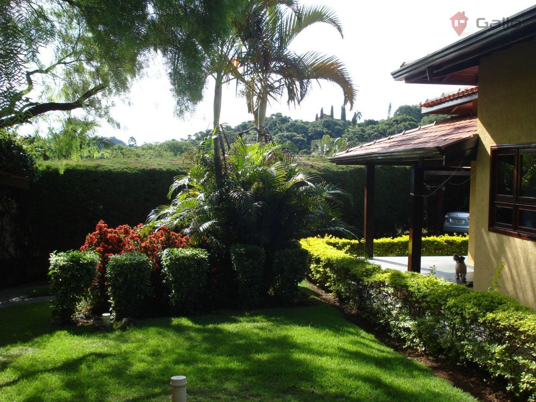 Casa residencial à venda, Condomínio Recanto Florido, Vinhedo.