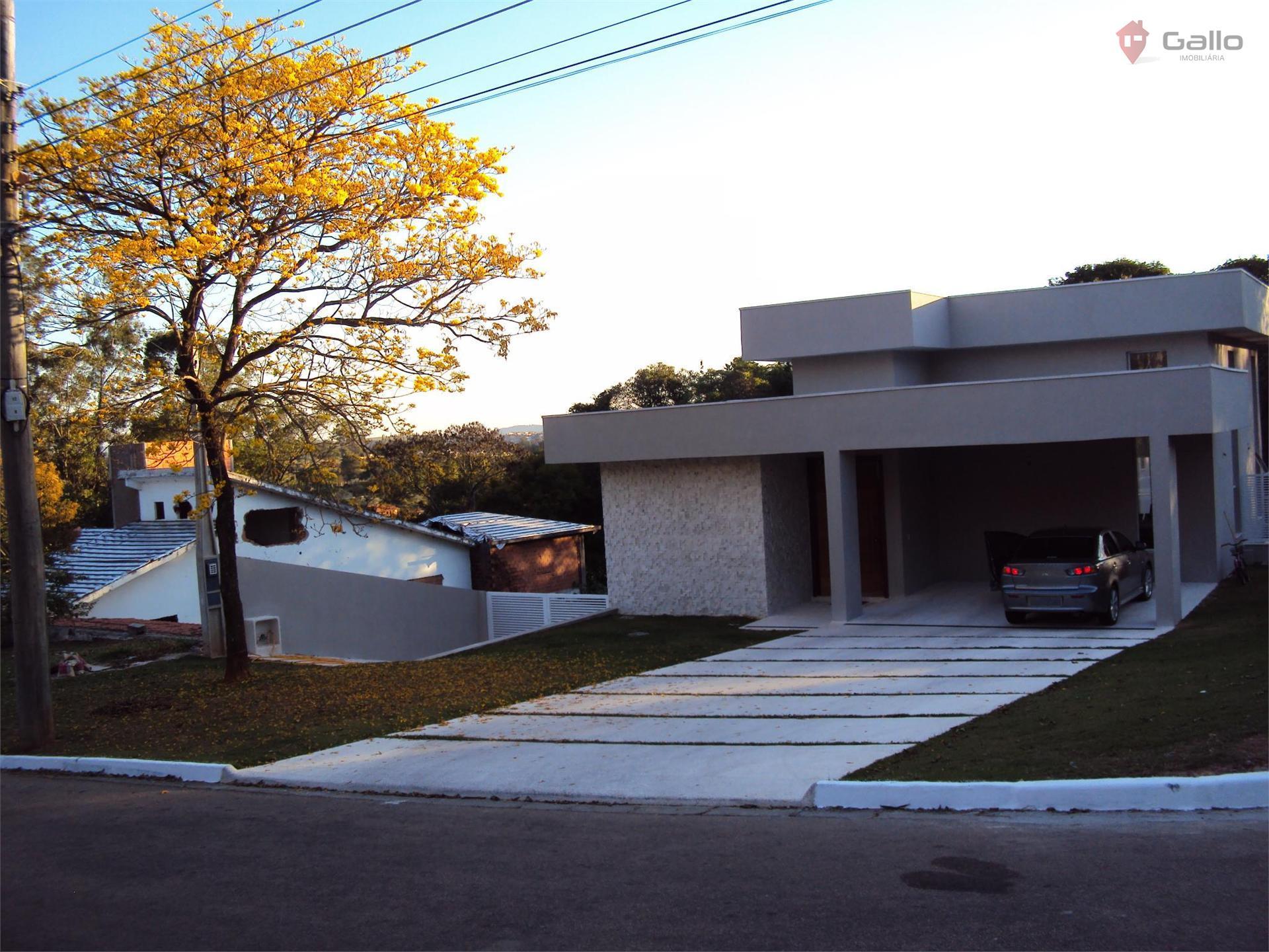 Casa residencial à venda, Condomínio Vista Alegre - Café, Vinhedo - CA1331.