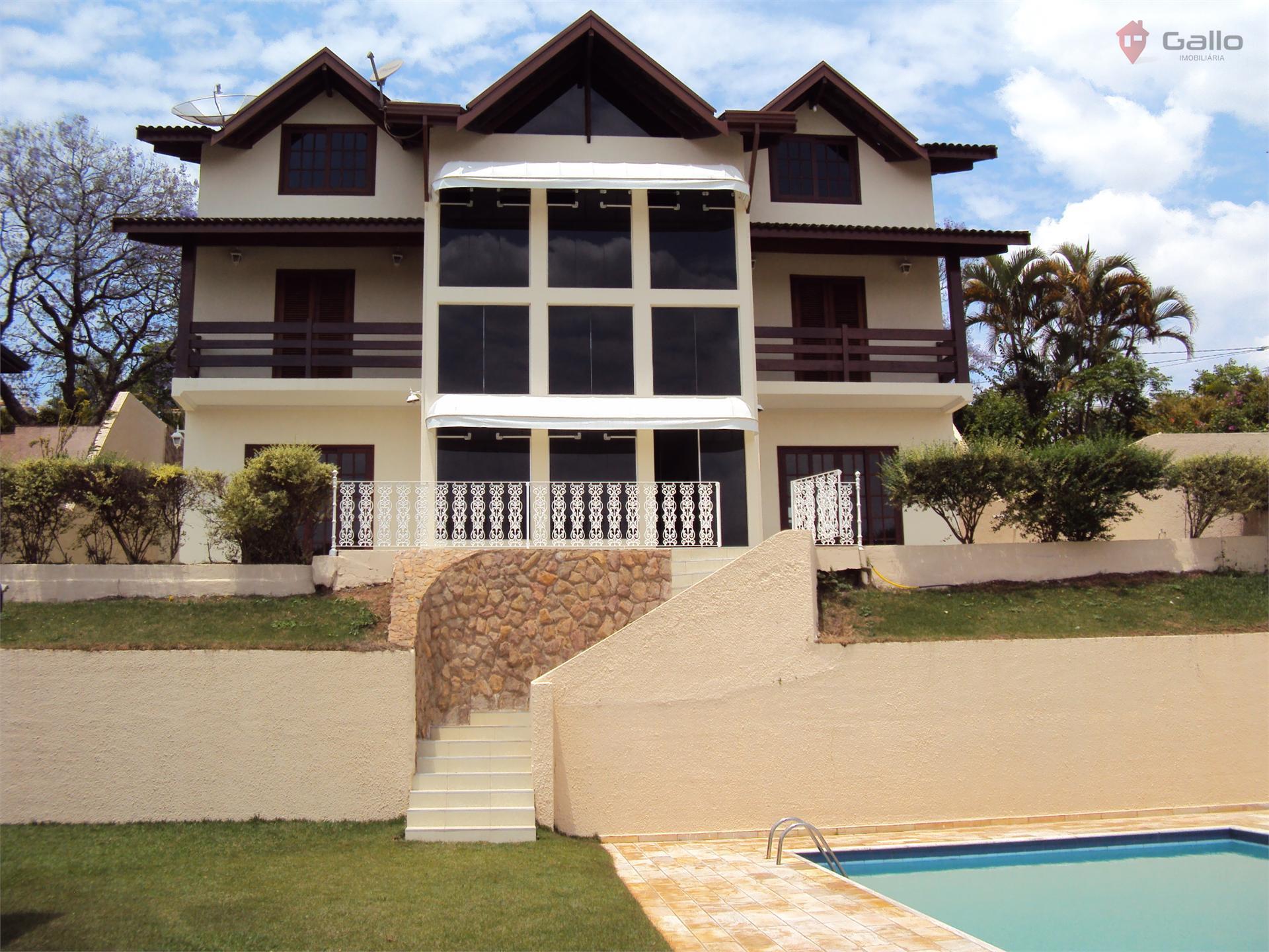 Casa  residencial para locação, Condominio Vista Alegre - Sede, Vinhedo.