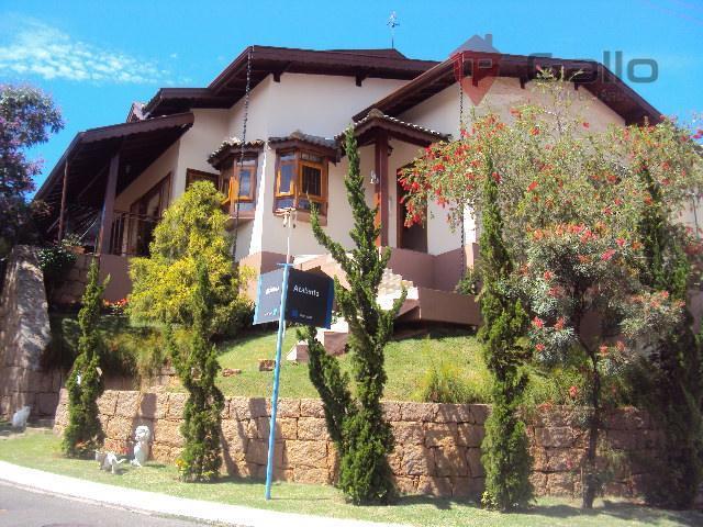 Casa residencial para venda e locação, Condomínio Villagio Capriccio, Louveira - CA0181.