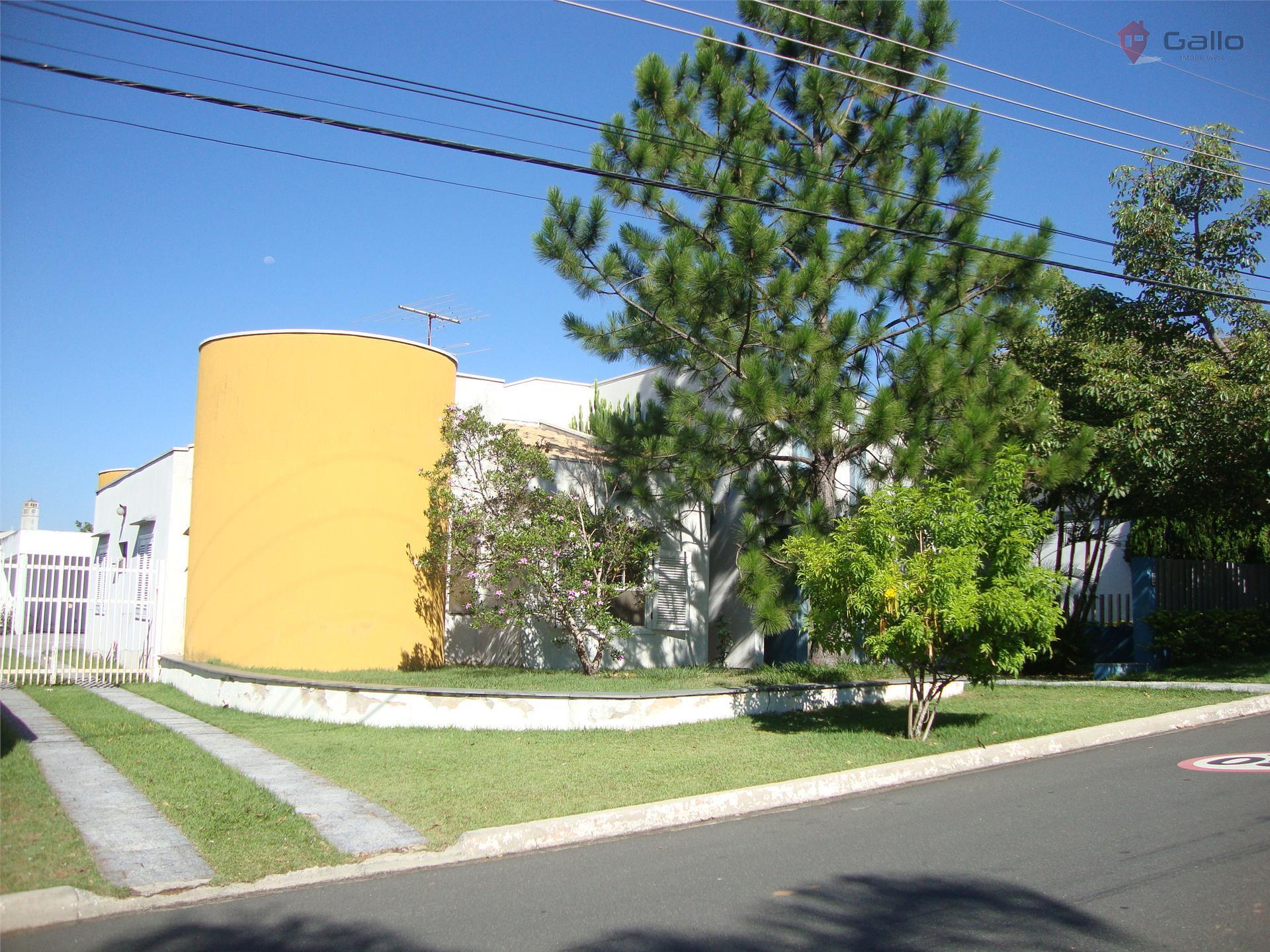 Casa  residencial à venda, Condomínio Jardim Paulista I, Vinhedo.