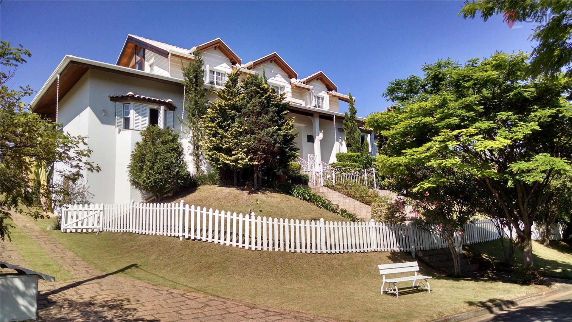 Casa Residencial à venda, Condomínio Jardim Primavera, Louveira - CA0562.