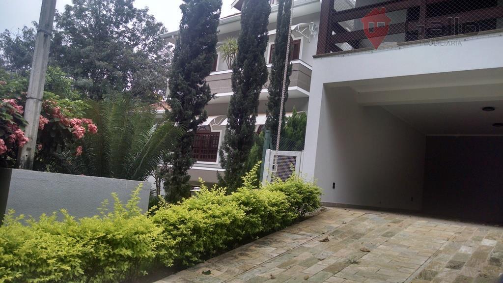 Casa residencial para venda e locação, Jardim Paiquerê, Valinhos.