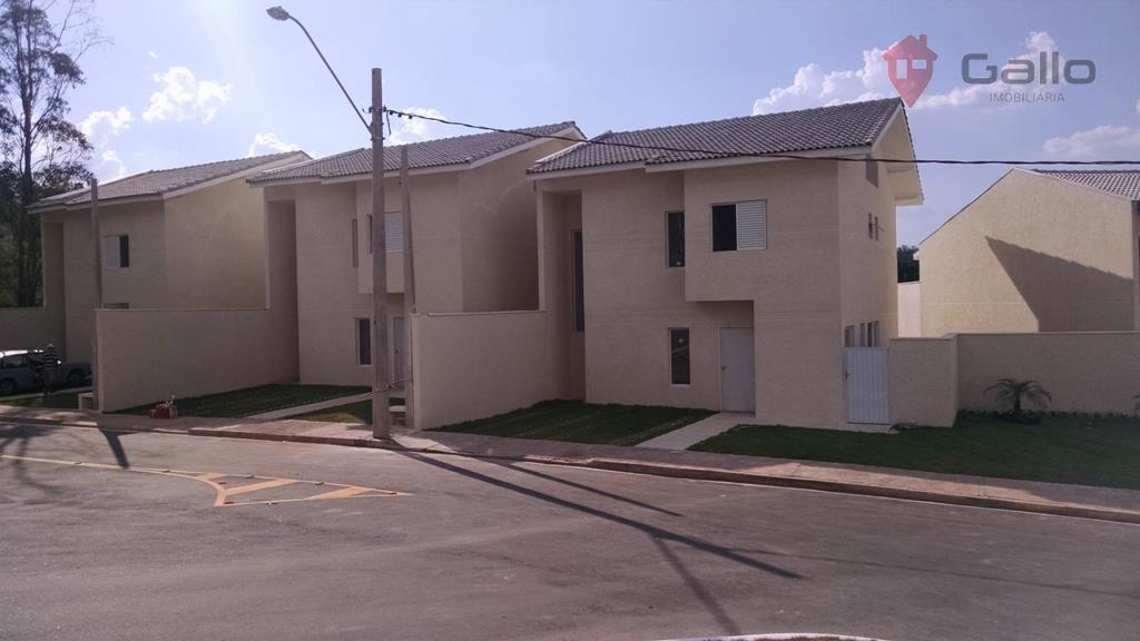 Casa residencial à venda, Condomínio Vista Verde, Vinhedo - CA1875.