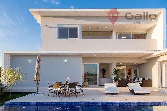 Casa  residencial à venda, Condomínio Vila Hípica II, Vinhedo.