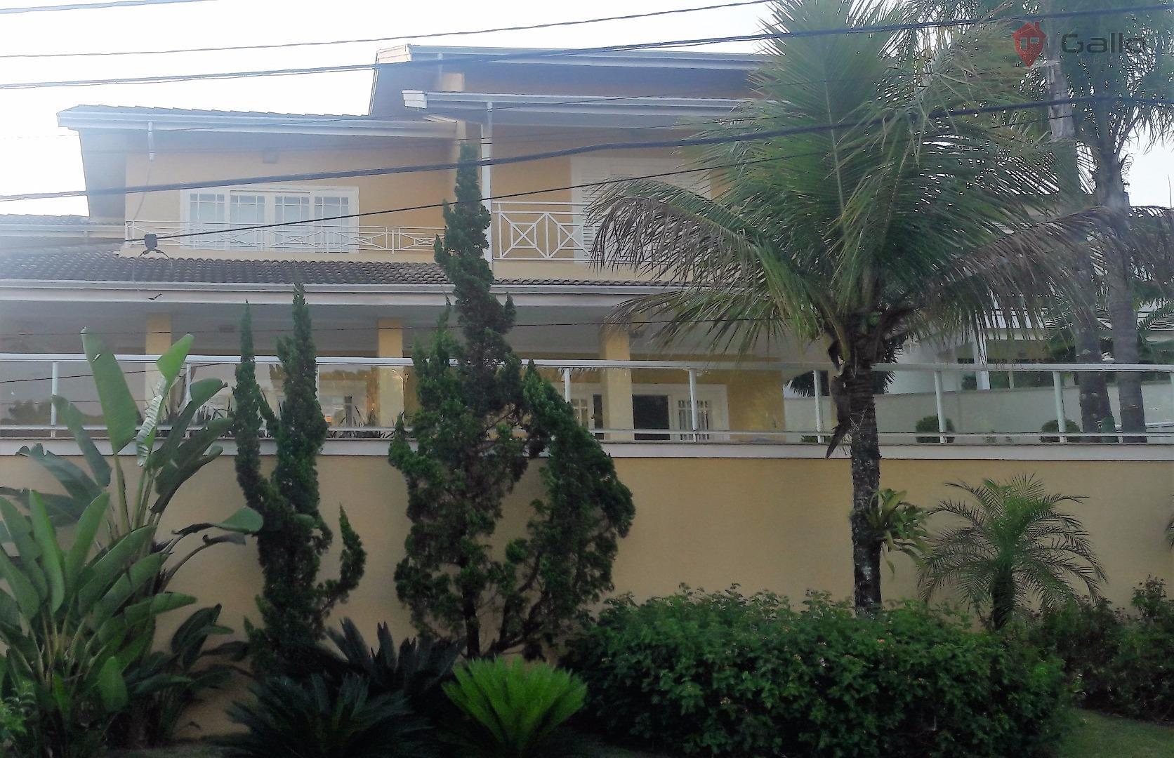 Casa residencial à venda, Condomínio Estância Marambaia, Vinhedo - CA2450.