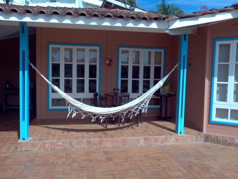 Casa residencial à venda, Condomínio Estância Marambaia, Vinhedo - CA2526.