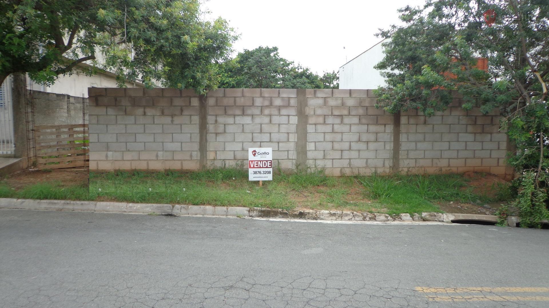 Terreno residencial à venda, Jardim Florência, Vinhedo.