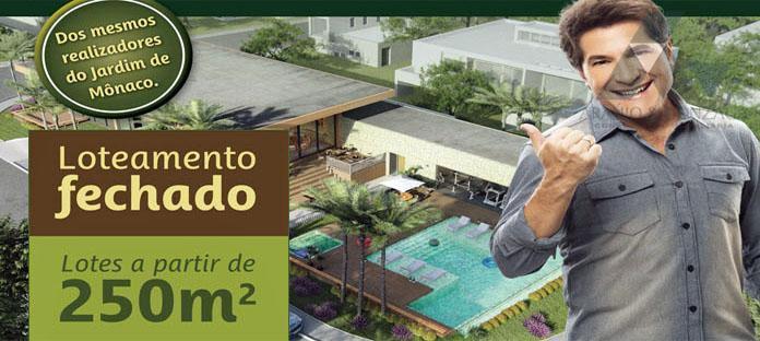 Lançamento terreno em condomínio fechado 250 a 390 m² próximo ao IASP