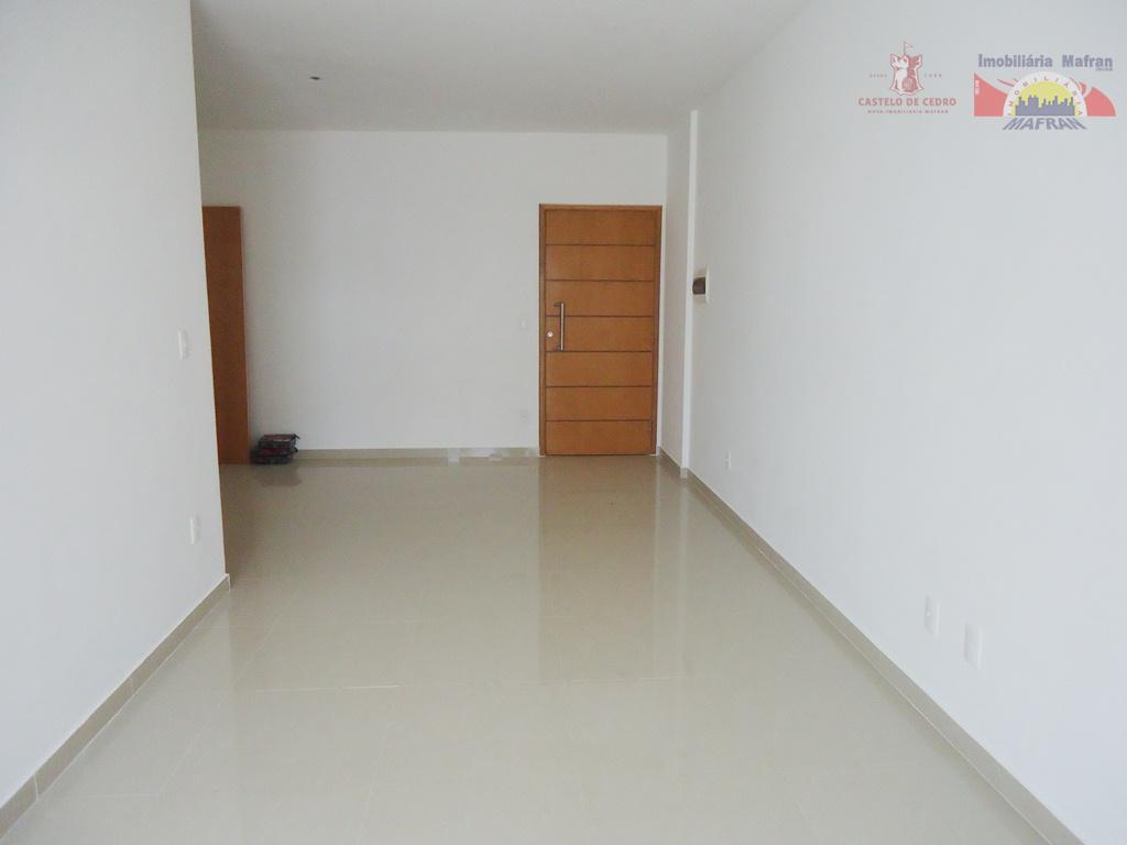 Apartamento residencial à venda, Vila Guilhermina, Praia Grande - AP0134.