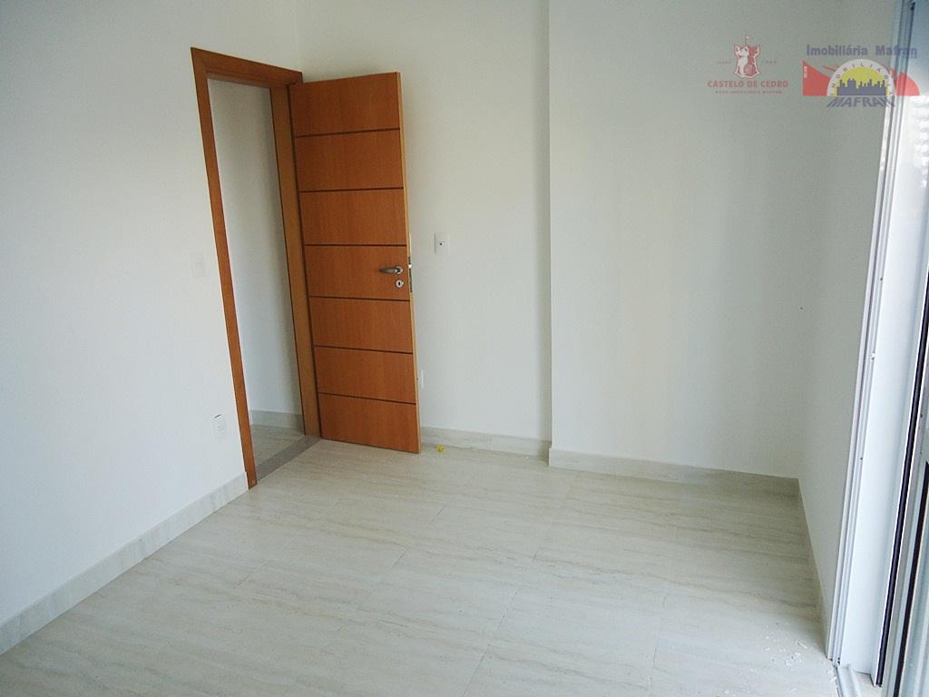Apartamento residencial à venda, Vila Caiçara, Praia Grande - AP0204.
