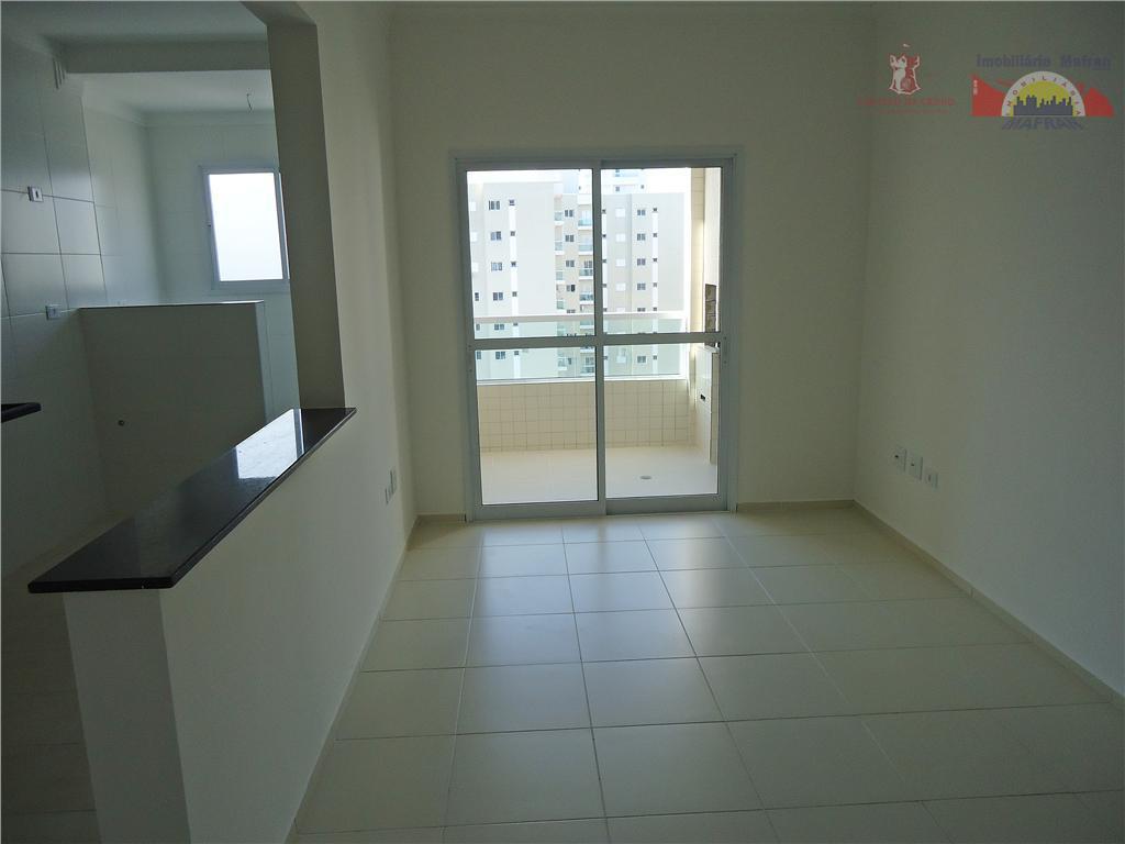 Apartamento residencial à venda, Canto do Forte, Praia Grande - AP0279.