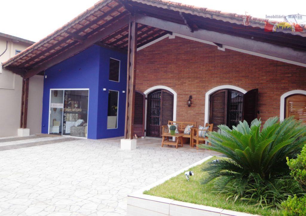 Casa  residencial à venda, Boqueirão, Praia Grande.