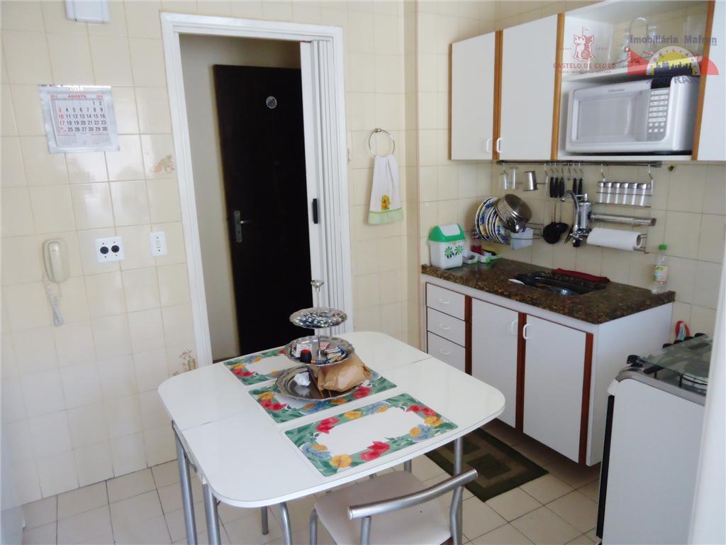 Apartamento residencial à venda, Campo da Aviação, Praia Grande - AP0468.