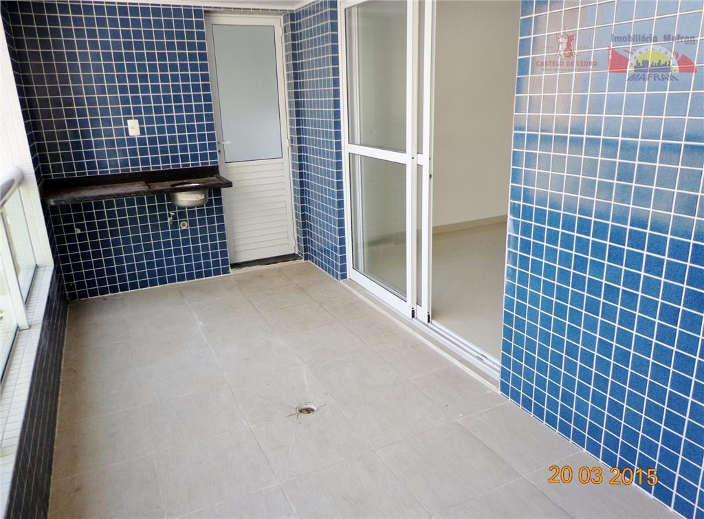 Apartamento residencial à venda, Canto do Forte, Praia Grande - AP0299.